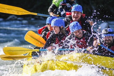 White Water Rafting Trips Near Whistler Squamish Vancouver